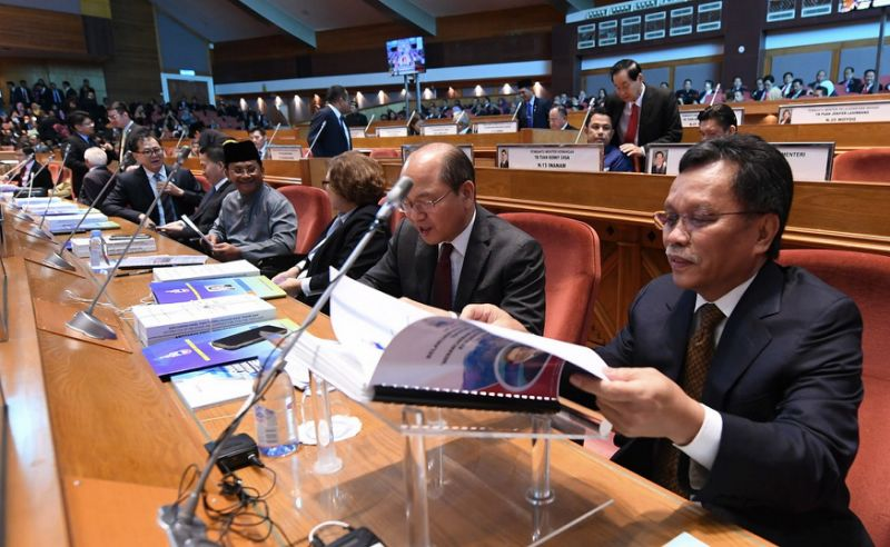 Only 30pc of controversial beach front project going ahead, says Sabah CM