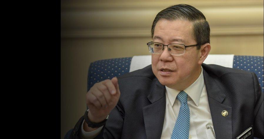 马华若愿放弃政治控制权 林冠英保证将给拉大3千万拨款