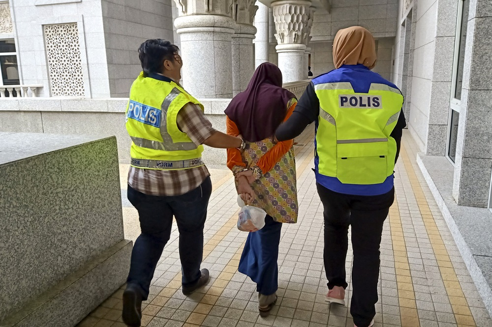 Jakim officer and housemate charged with murdering baby