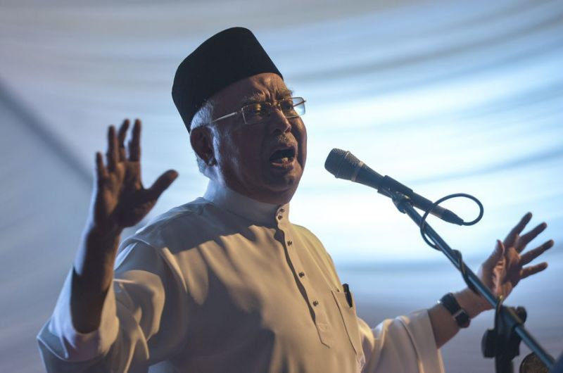 The measure of a finance minister not with his race, Pakatan tells Najib