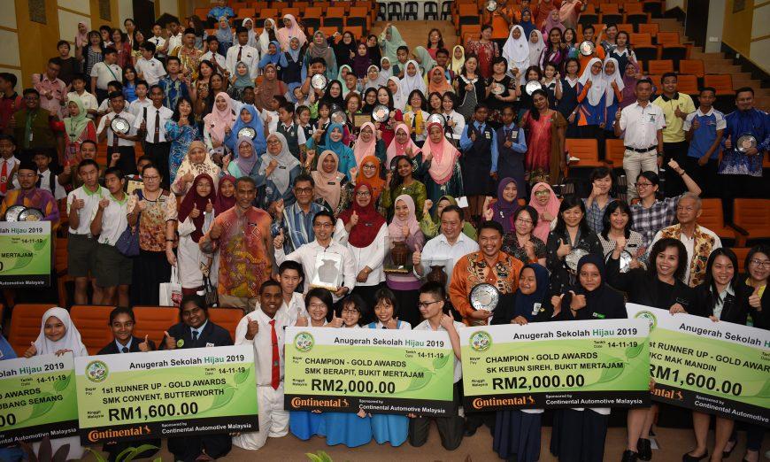 Seberang Perai schools keen on green