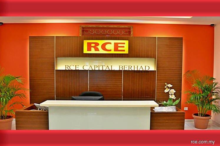RHB IB starts coverage on RCE Capital, target price RM2.10