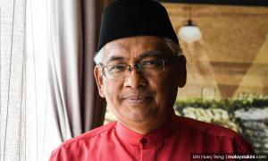 Video: Man resembling Aziz Bari seeks to oust Faizal, become new Perak MB
