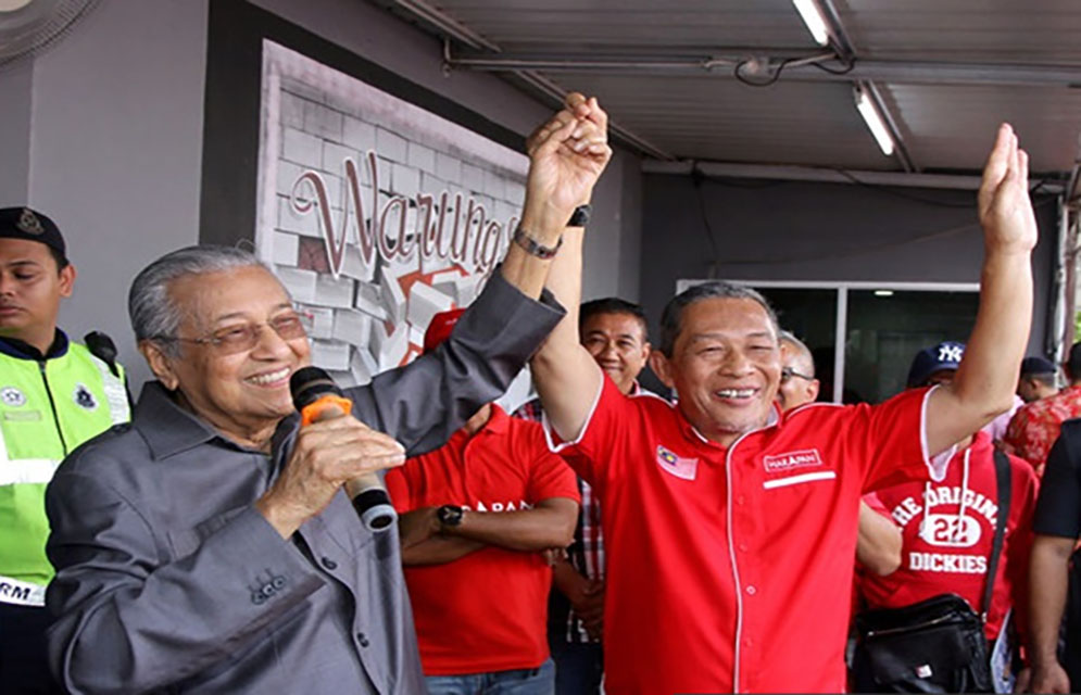 Tg Piai by-election: Candidates sprinting to finish line with less than 48 hours to polls