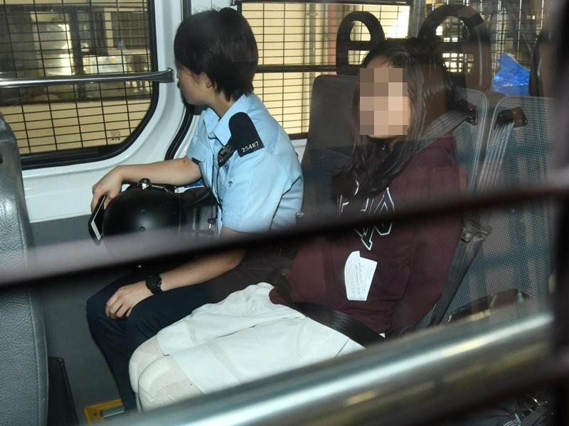 【大三罢】涉藏鎅刀被捕 中六女生准保释守宵禁令