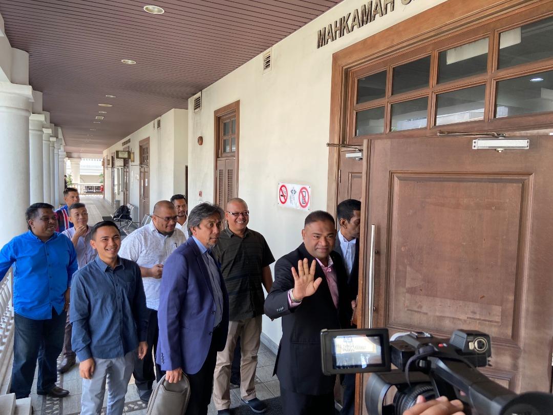 财长代表律师否认 诽谤案使阿都阿兹多数票大跌