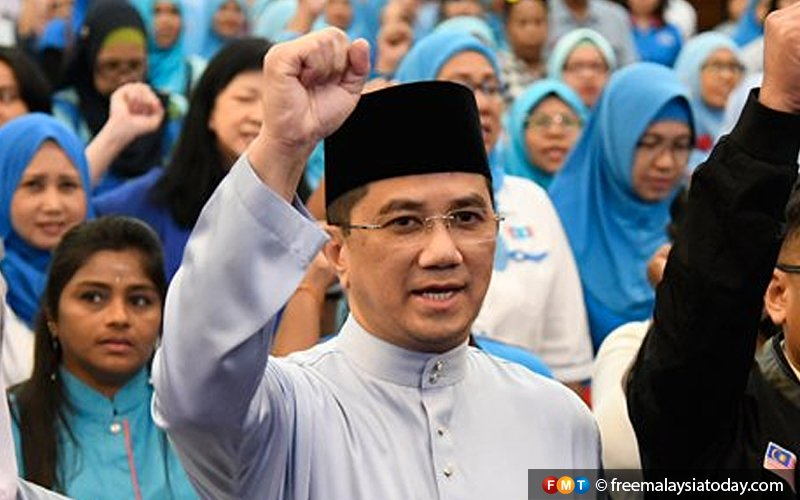 Remember PKR's written rules, says youth secretary