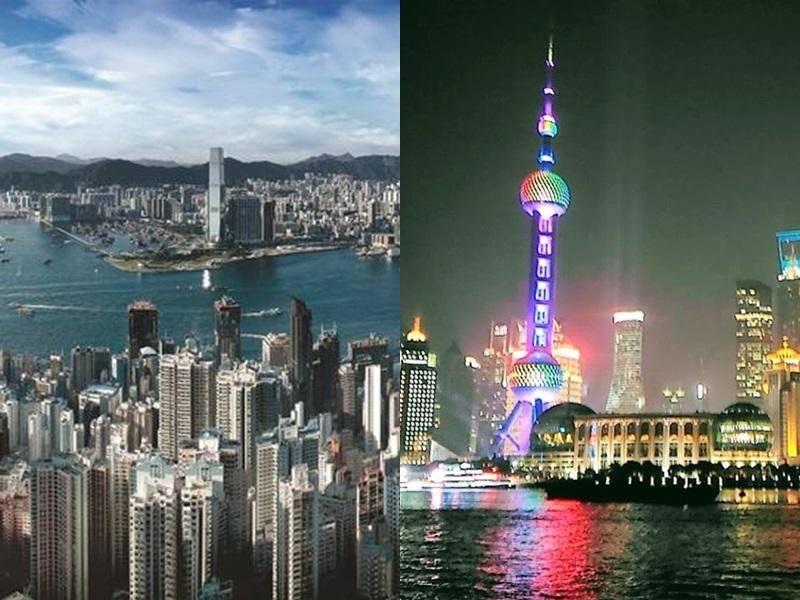 全球城市竞争力报告 上海首超香港