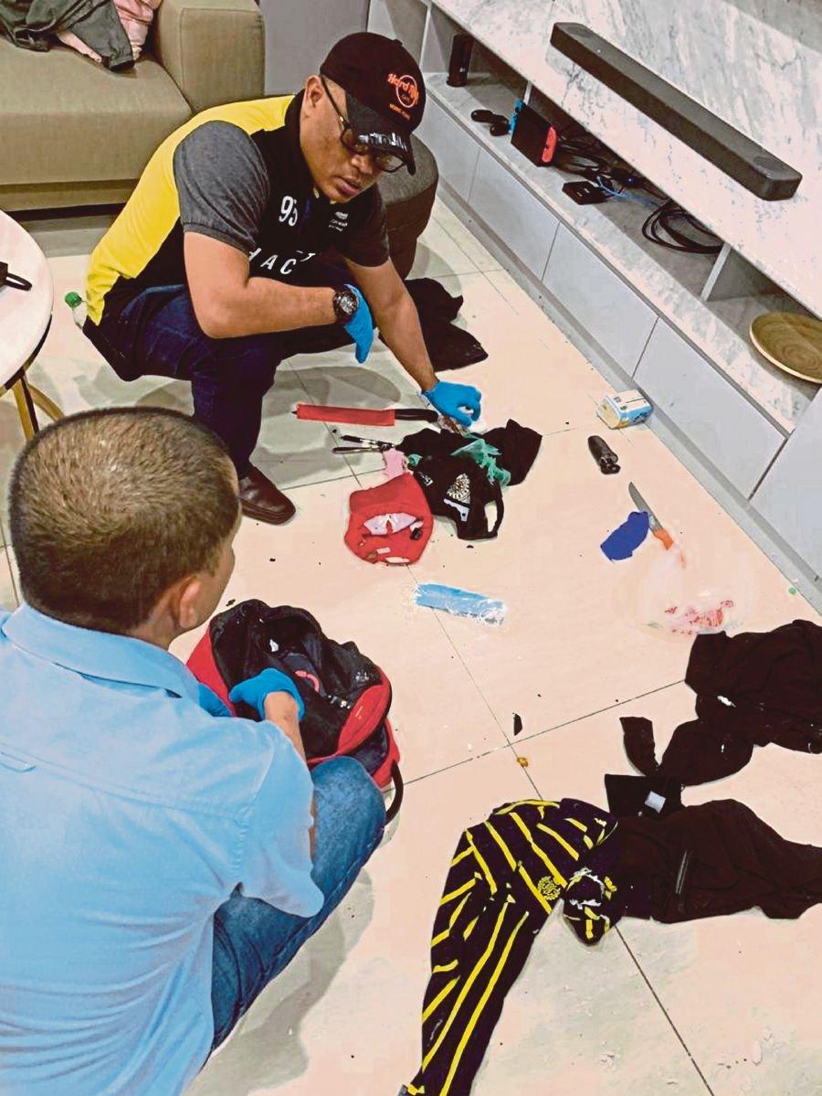 Police to seek Interpol help in Penang extortion, fake bomb case