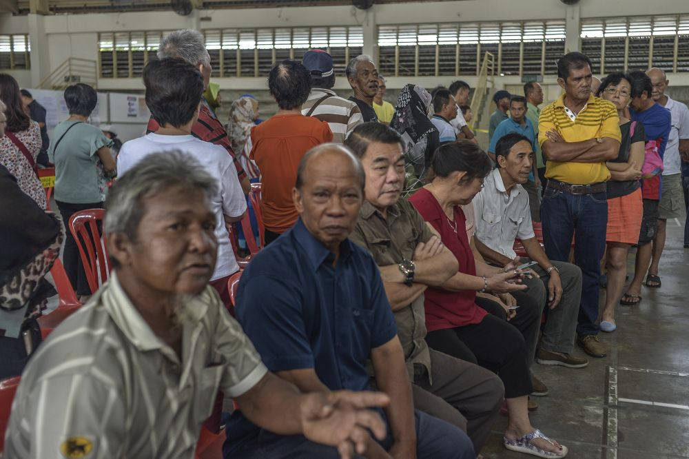 Message received, Kit Siang says after Pakatan loses Tanjung Piai