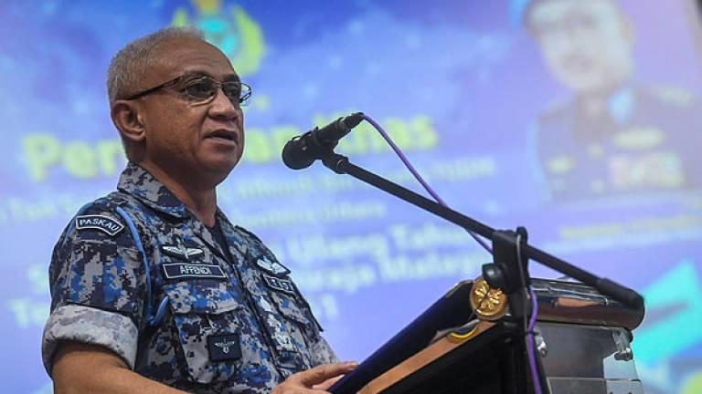RMAF doing due diligence on procurement of maritime patrol aircraft, UAVS