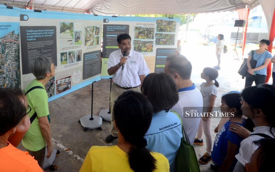 Penang urges Putrajaya to decide on raw water proposal