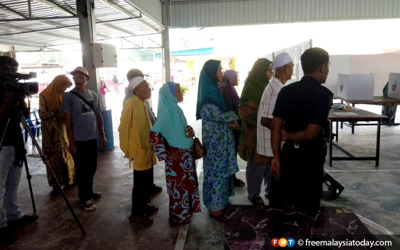 4 voters say their ICs used by unknown persons
