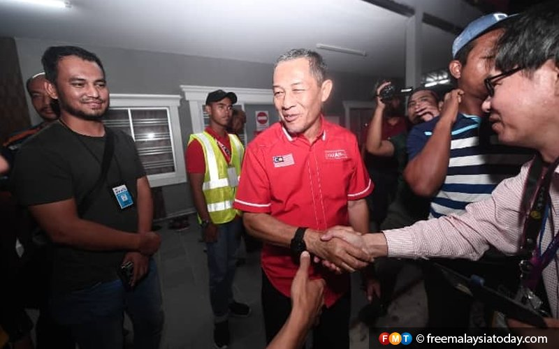 BN's big win comes as a shock, says Anwar