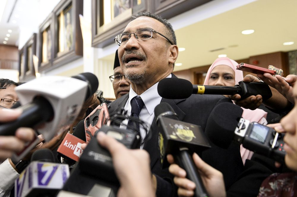 Hishammuddin: BN still have loads to do despite Tanjung Piai win
