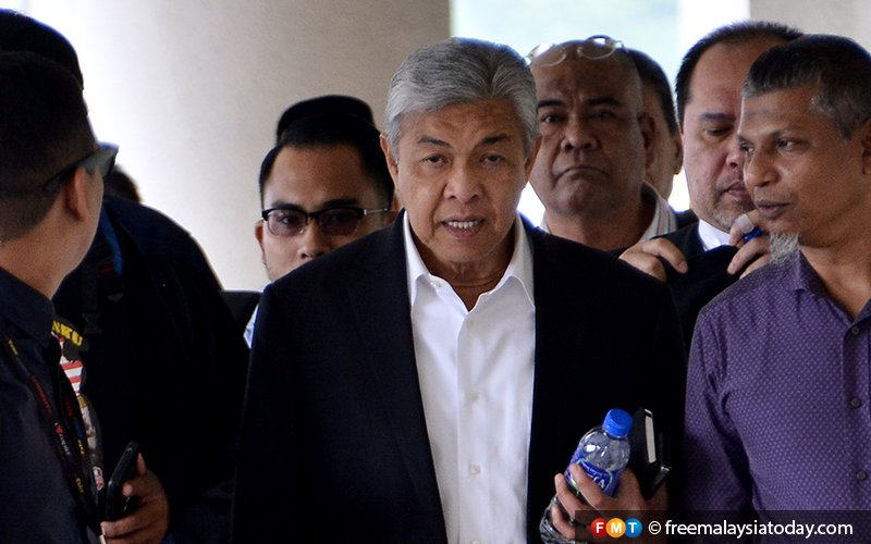 Insurance, road tax for Zahid's 20 vehicles paid with foundation funds, court told