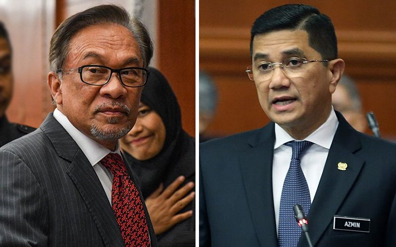 Tg Piai: Anwar tells PH to learn lessons, Azmin says stand behind Dr M
