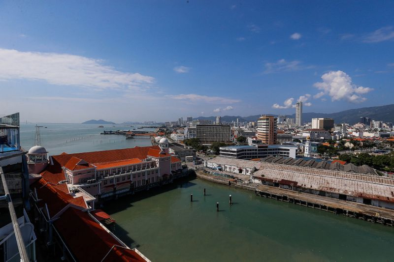 Penang's Swettenham Pier Cruise Terminal expansion to start in early 2020
