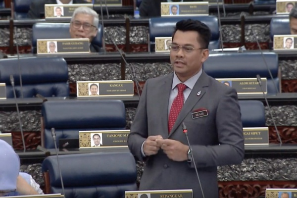 Police have right to check mobile phones – Azis Jamman