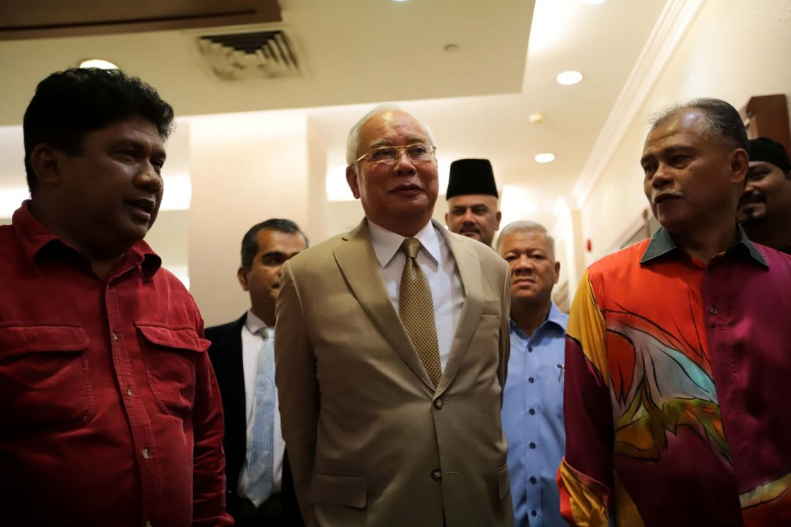 Third criminal trial against former Malaysian PM Najib launched in 1MDB scandal