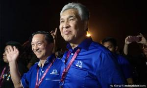 Tg Piai win shows people's recognition of Muafakat Nasional - Zahid