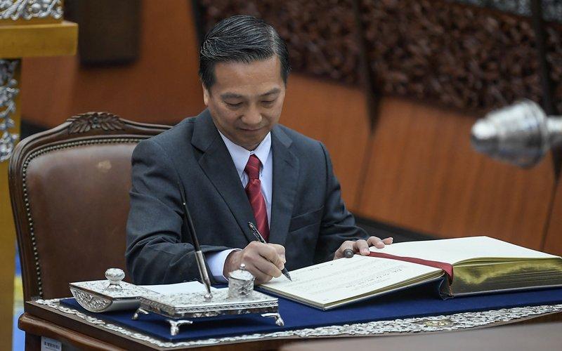 Wee Jeck Seng accuses PH of dirty tactics in Tanjung Piai