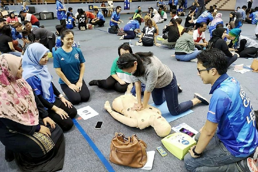 CPR literacy among Malaysians still low