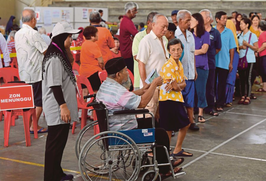 Tg Piai by-election: Msians realising the power of the vote