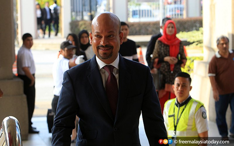 Defence protests as prosecution plans to call Arul as witness in 1MDB audit case