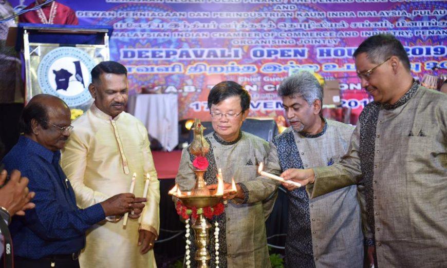 A joyous Deepavali celebration in Little India