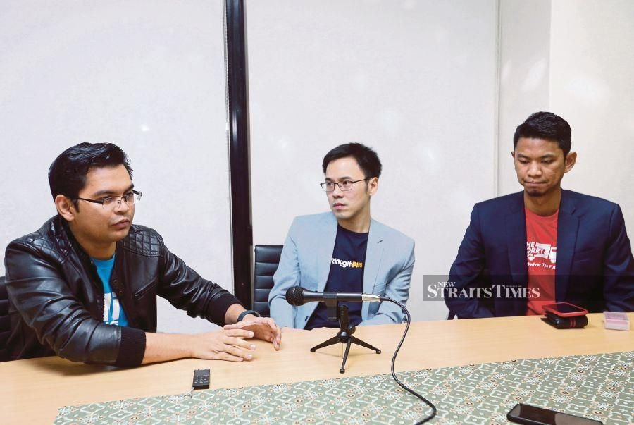 NEAC members talk to NST about youth empowerment, gig economy