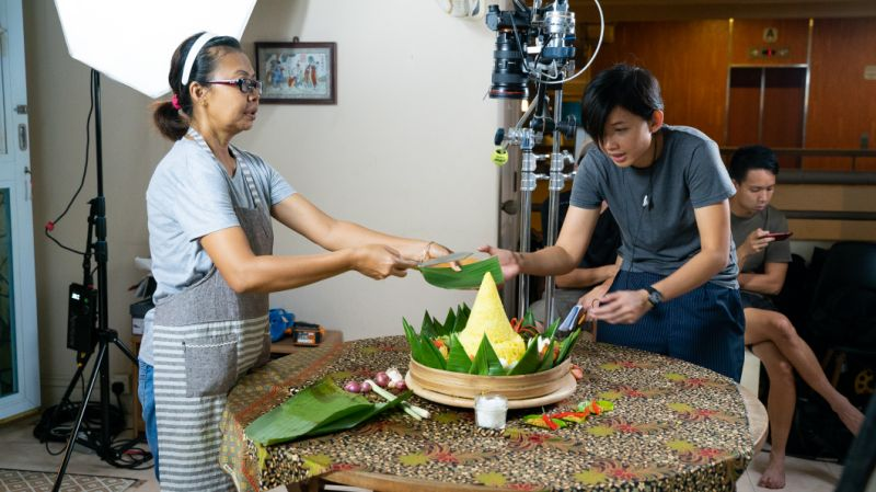 Filmmaker Ng Yiqin on how food can help to connect people