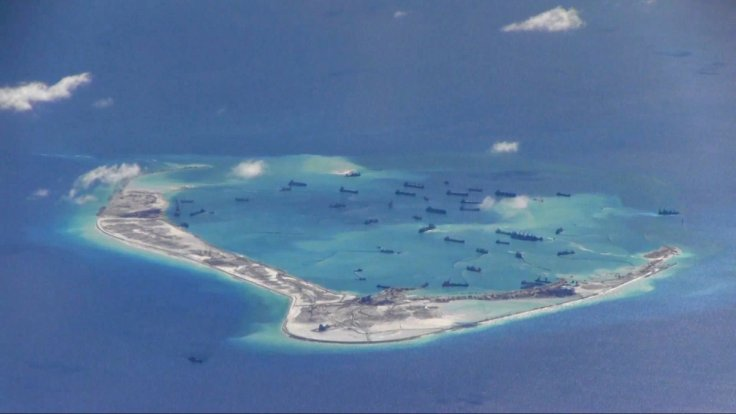 Malaysia calls for peace to end months-long standoff in South China Sea