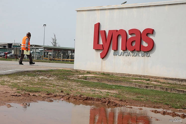 Lynas made application for permanent depository facility site