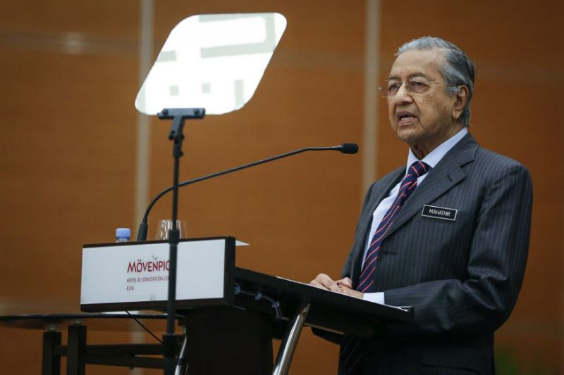 PM says unsure if Malaysia ready for transition of power