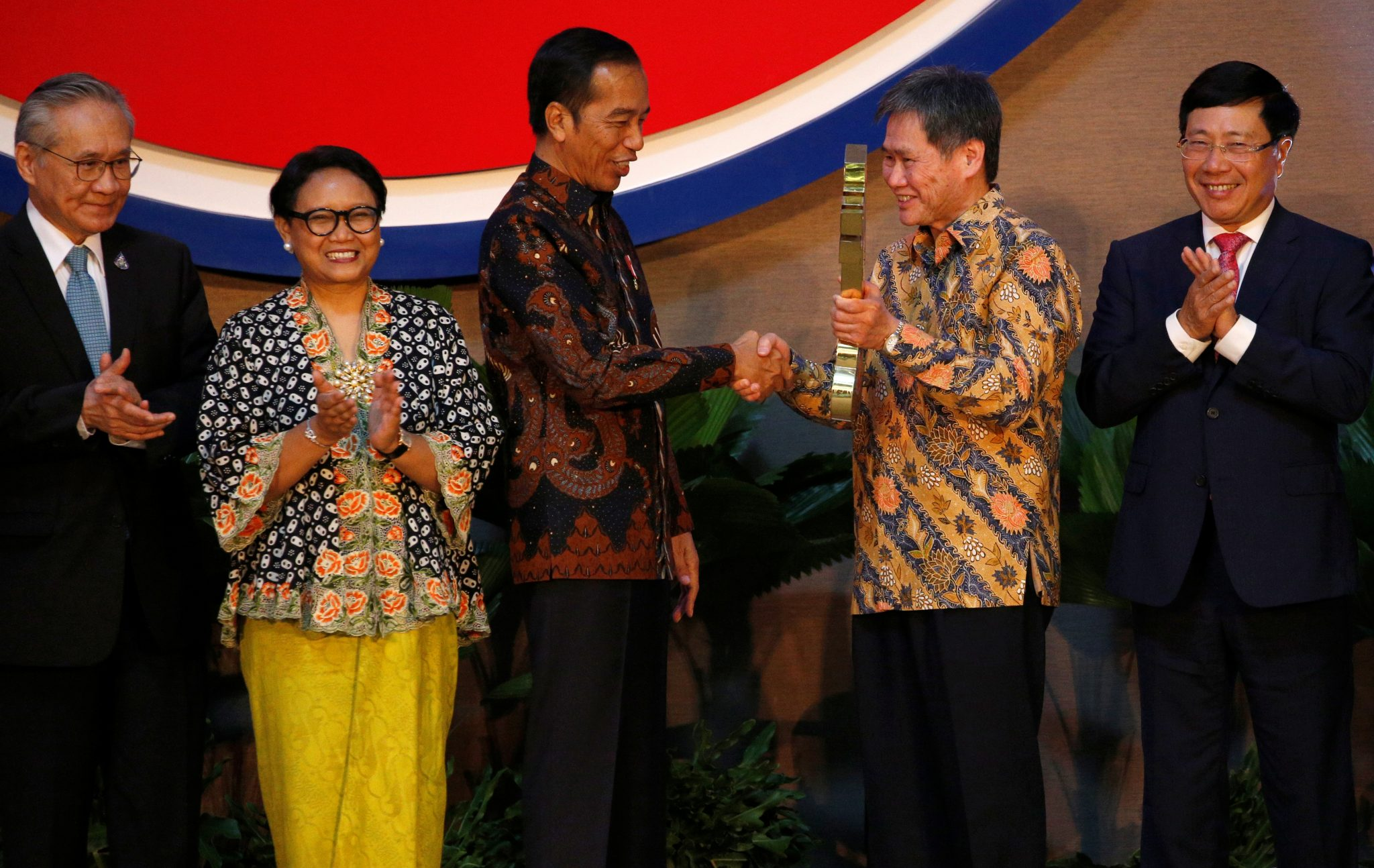 Indonesia, ASEAN and shaping the Indo-Pacific idea