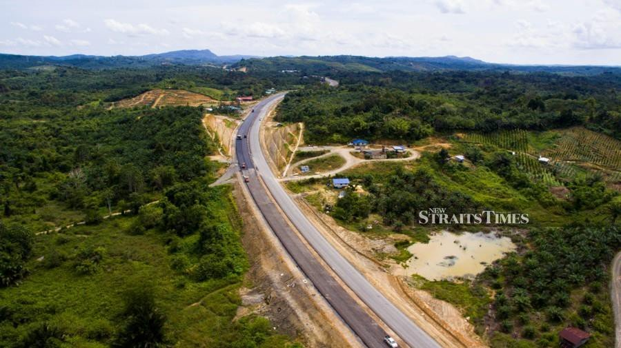 15 Sabah Pan Borneo Highway work packages to be completed in 2022, 2023