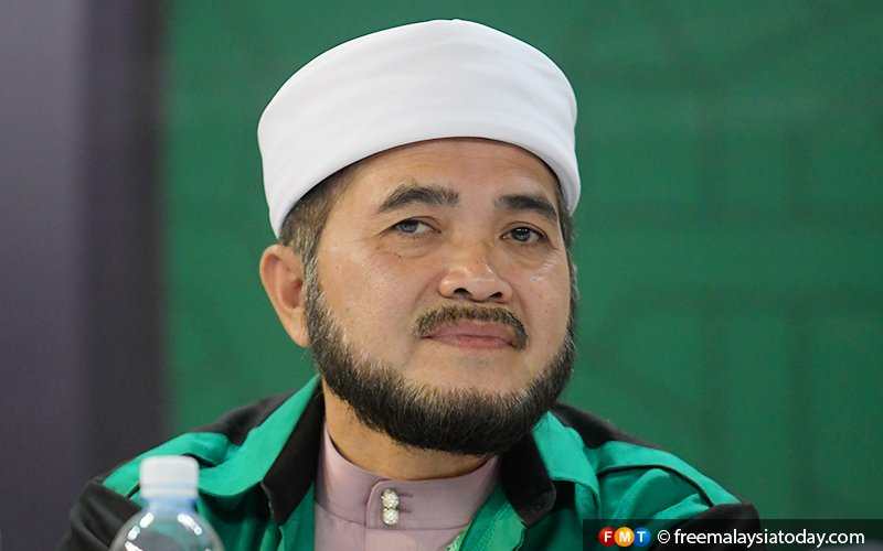 PAS Ulama chief escapes with minor injury in highway accident