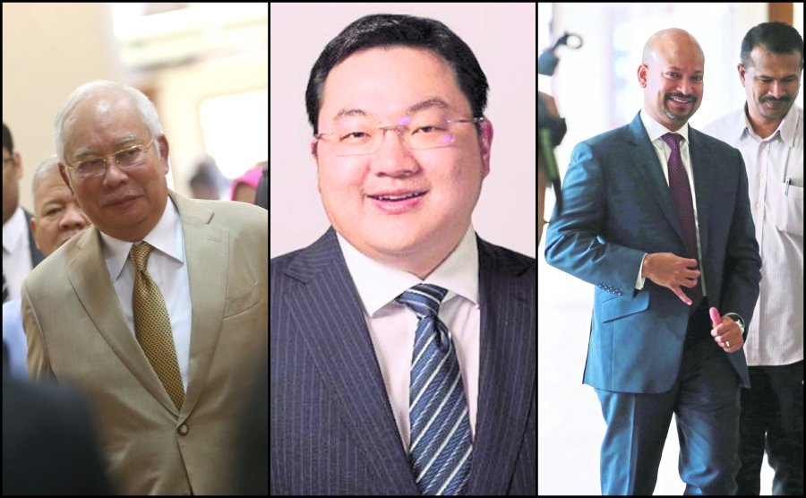 1MDB audit report doctored as Najib unhappy with content; Jho Low's name removed