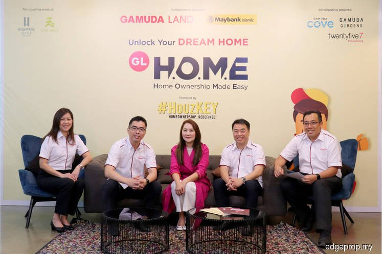 Gamuda Land teams up with Maybank Islamic's HouzKEY to enhance GL H.O.M.E