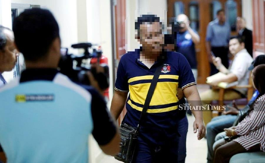 Labourer told to enter defence for raping teenage daughter