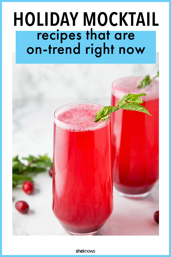 Pinterest Says Mocktails Are Trending & These Are the Best Recipes