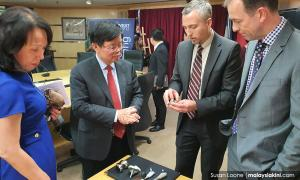 UK medical equipment multinational to build facility in Penang