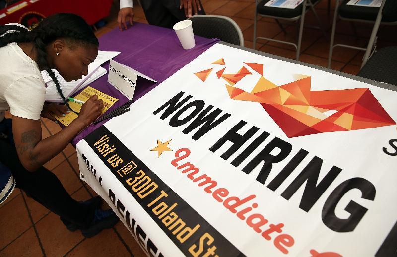 上周再增520万人·美国失业总人数破2200万