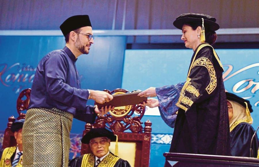 UPSI honours late educationist Yunus Raiss