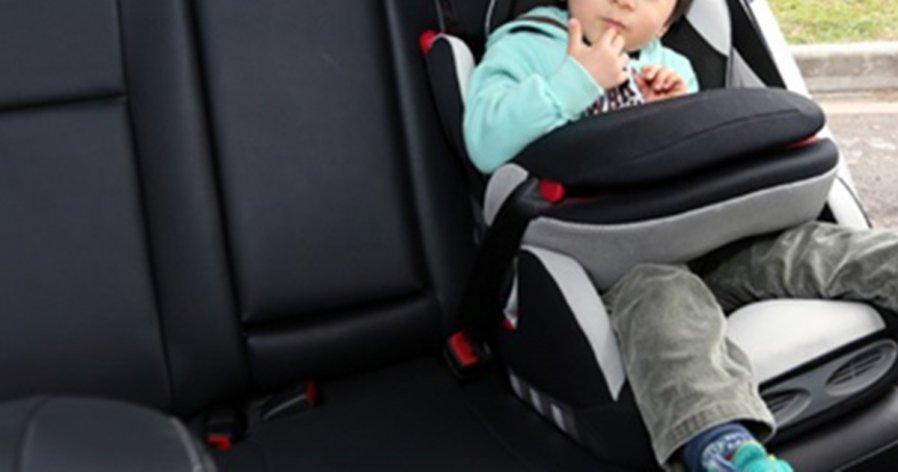 儿童汽车安全座椅豁免进口税