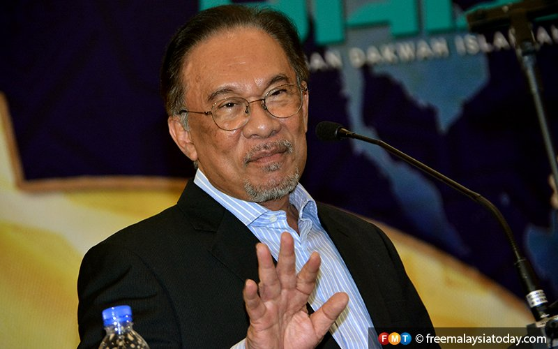 It's not unusual to revise GDP target, says Anwar