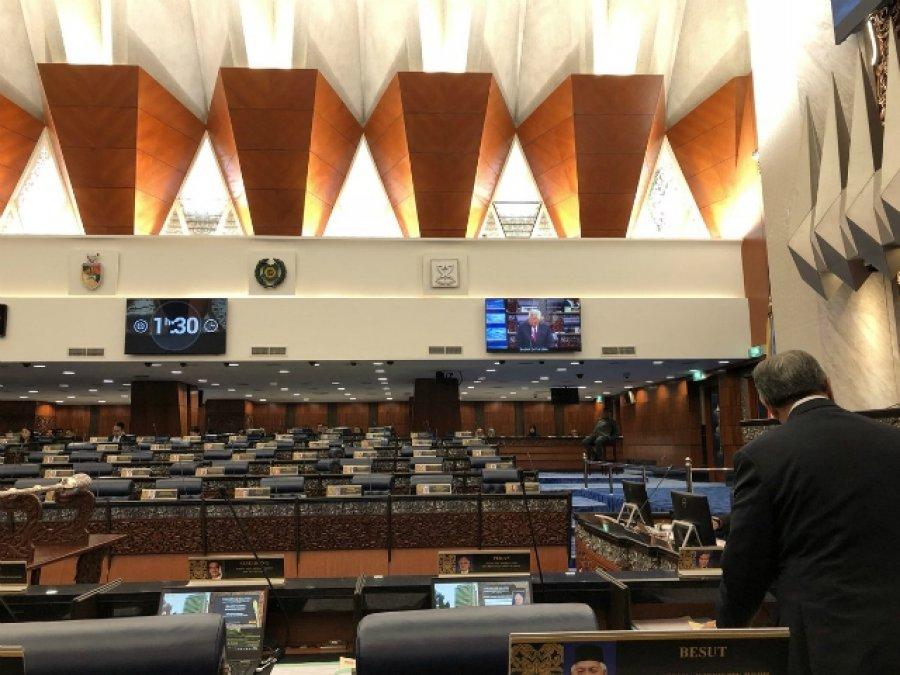 国会再次人数不足 公正党议员:政府需打起精神