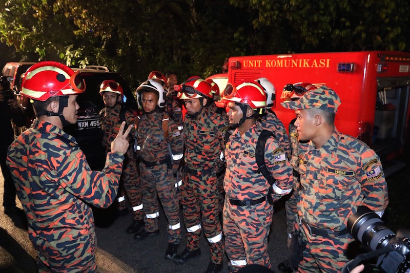 Sarawak Fire And Rescue Department Launches Mountain Cave Search And Rescue Team At Mulu National Park Nestia News