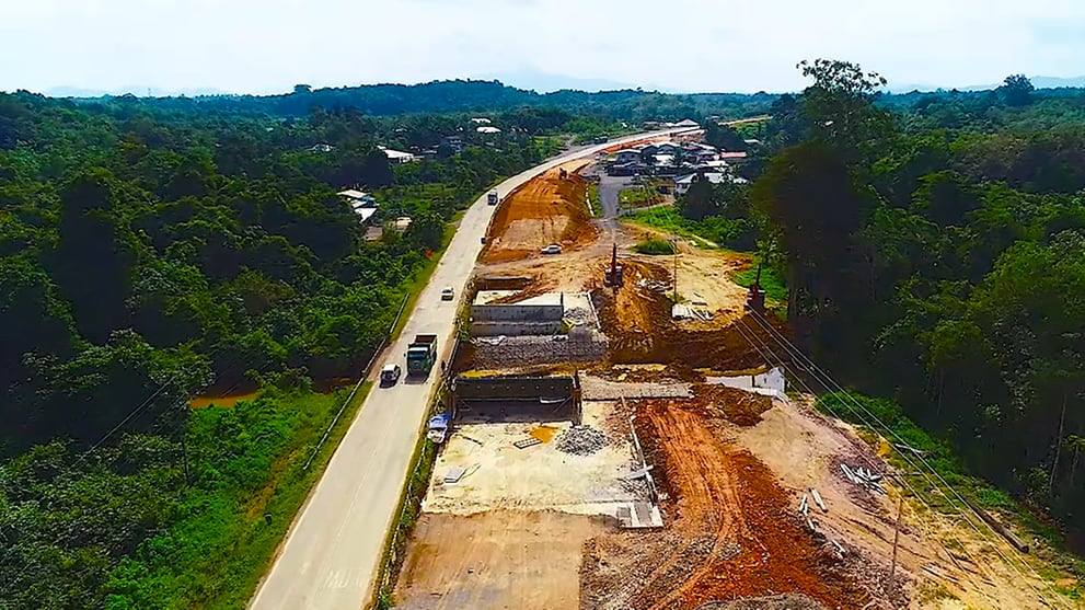 Game changer? Pan-Borneo Highway in East Malaysia offers hope for development, but locals sceptical